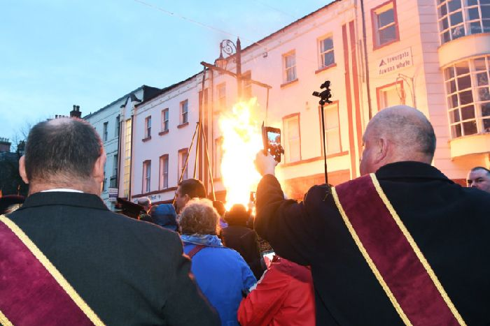 Apprentice Boys commemorate 'Shutting of the Gates'