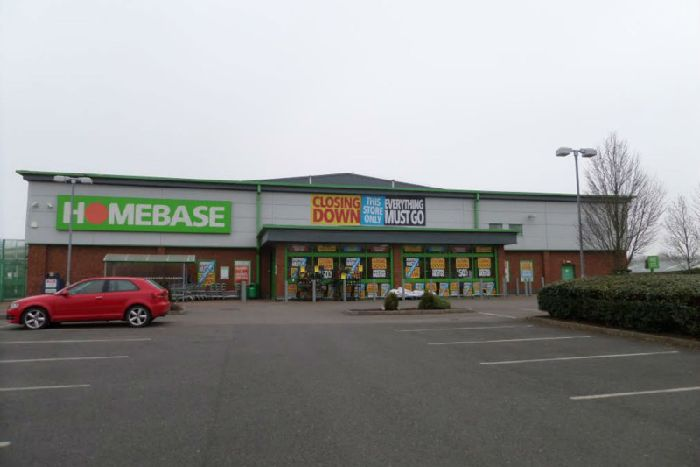 A B M Stor Eis Opening On The Site Of Former Homebase In Towcester