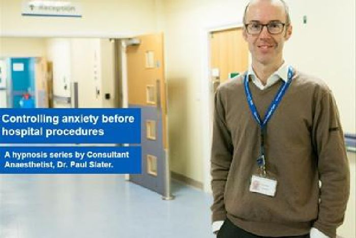 LISTEN: Self-help hypnosis podcast published by Northampton hospital