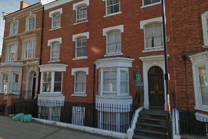 John Campbell had to travel from Kettering to Charles House in Derngate, Northampton, for his PIP assessment, which turned out to be cancelled. Photo: Google