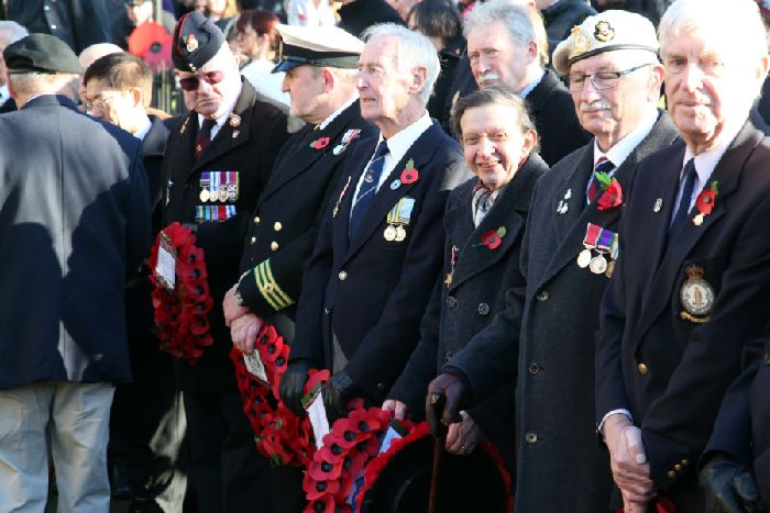 Remembrance Sunday Kettering