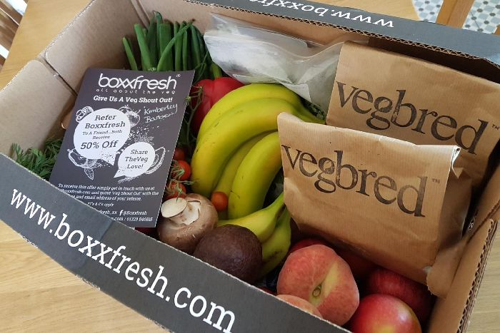 A Titchfield couple have invented a bread made from vegetables and