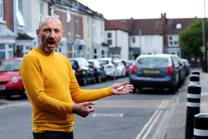 Something tragic will happen': Portsmouth man fears bollards are