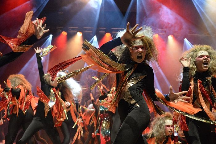 Rock Challenge 2019: Best pictures from Wednesday February 13 - The News