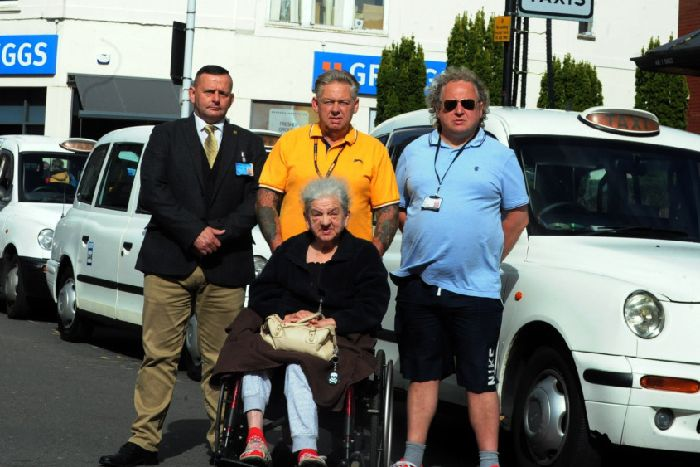 Drivers say taxi loss could affect disabled people in Worthing