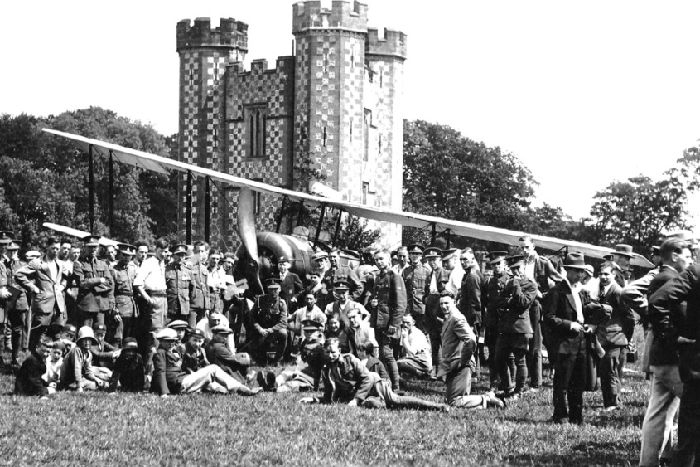 Hiorne Tower – sheer folly, or is it? - Worthing Herald