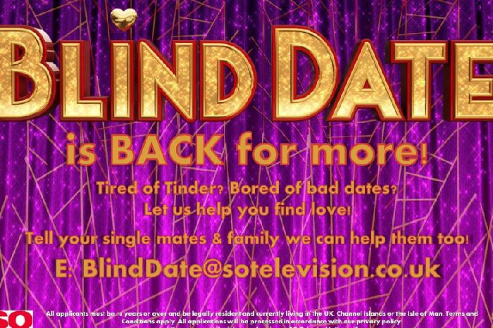 dating for legally blind