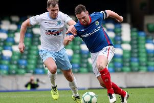 Ballymena United and Linfield's final league game will be shown live on BBC NI