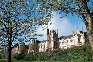 Magee Ulster University campus