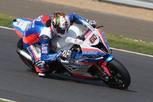Peter Hickman has qualified for the British Superbikes Showdown for three years running EMN-190909-121352002