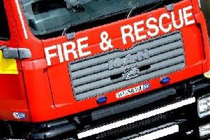 NIFRS are currently at the scene of a fire at a Northern Ireland restaurant.