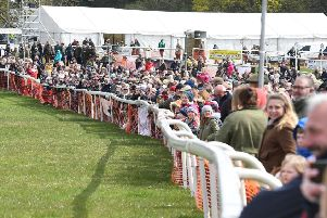 The South Wold Hunt Point-to-Point 2019.