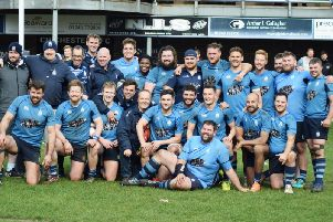The Chichester squad at the end of last season / Picture by Michael Clayden