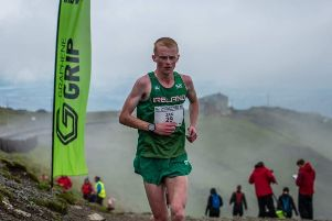 Zak Hanna has secured 6th place in the overall rankings in the 2019 Mountain Running World Cup