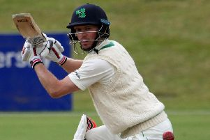 William Porterfield will captain Ireland at Lord's later this month.