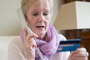 Police have called for Northern Ireland residents to be wary of scams targeting vulnerable people (Photo: Shutterstock)