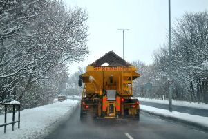 Gritting lorries are now 'too big' for some of the routes that were set for inclusion to be restored to the network