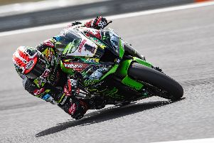 Jonathan Rea was fourth fastest overall during the two-day test at Phillip Island.