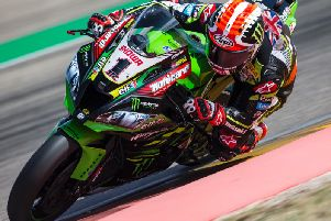 Jonathan Rea has a proud record at Assen in the Netherlands.