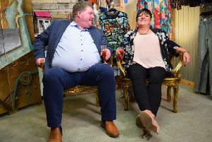 Partners Bobby and Lynda are the focus of episode one