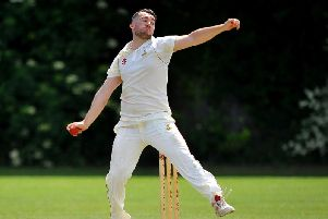 Steyning captain Oliver Collins. Picture by Steve Robards