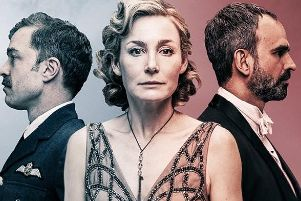 Deep Blue Sea is at The Minerva Theatre in Chichester until July 27