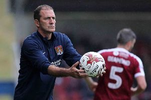 Paul Wilkinson worked alongside Rob Page at the Cobblers