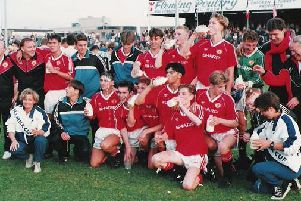 The 1991 Manchester United squad