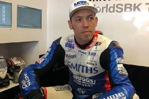 Peter Hickman is just a few good results away from breaking into the top six EMN-190729-160109002
