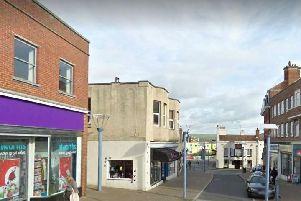 Newhaven town centre. Photo: Google Street View