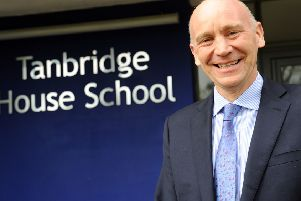 Jules White, headteacher of Tanbridge House School, has led the WorthLess? campaign for fairer school funding for West Sussex
