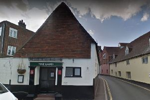 The Lamb pub in Lewes. Picture: Google Street View