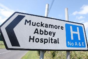 Muckamore Abbey Hospital