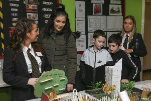 St Patrick's College Open Night (pictures submitted)