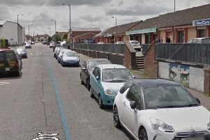 Central Drive, Creggan. (Photo: Google Street View)