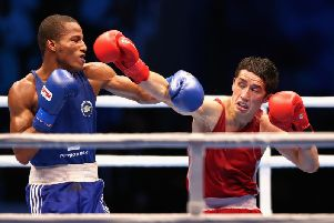 The three day celebration of amateur boxing comes to Banbury's Spiceball Leisure Centre