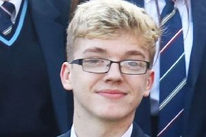 Morgan Barnard,17, who died in the crush outside the Greenvale Hotel in Cookstown, Co. Tyrone. Photo: PA