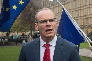 Irish Deputy Foreign Minister Simon Coveney has voiced concern that NI nationalists have no voice in Westminster on legacy matters. Stefan Rousseau/PA Wire