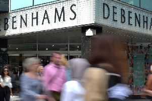 Debenhams has been placed into administration. Picture: Nick Ansell/PA Wire