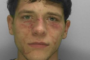 Mark Brazil is wanted by police in connection with a string of serious offences SUS-190422-115404001