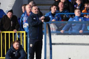 Rodney McAree left the Showgrounds role last Friday