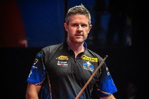 Mark Gray will play in the World Cup of Pool.