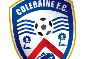 Fans will get a first glimpse of the new kits during the Coleraine FC Open Day, which will take place on Saturday 29th June