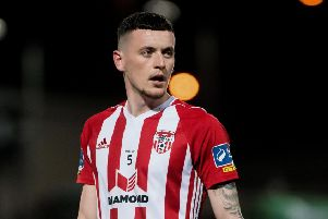 David Parkhouse hopes he will remain at the Brandywell on-loan from Sheffield United, for the rest of the season.