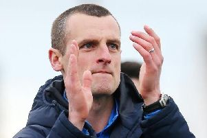 Oran Kearney's St Mirren future looks set to be resolved today
