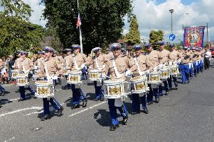 Constable Anderson Memorial Flute Band. INNT 30-030-PSB