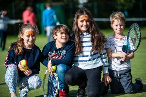 As part of the campus' 50 year celebrations, the local community were invited on campus from 2pm to 5pm for a range of different fun activities for all the family