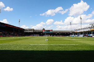 Luton Town's Kenilworth Road ground