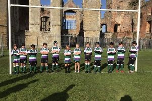 Bognor RFC under-tens