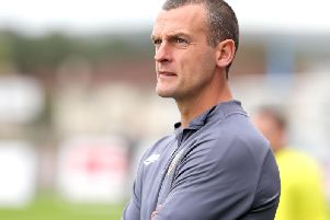 Oran Kearney says reports linking him with the Northern Ireland job is news to him